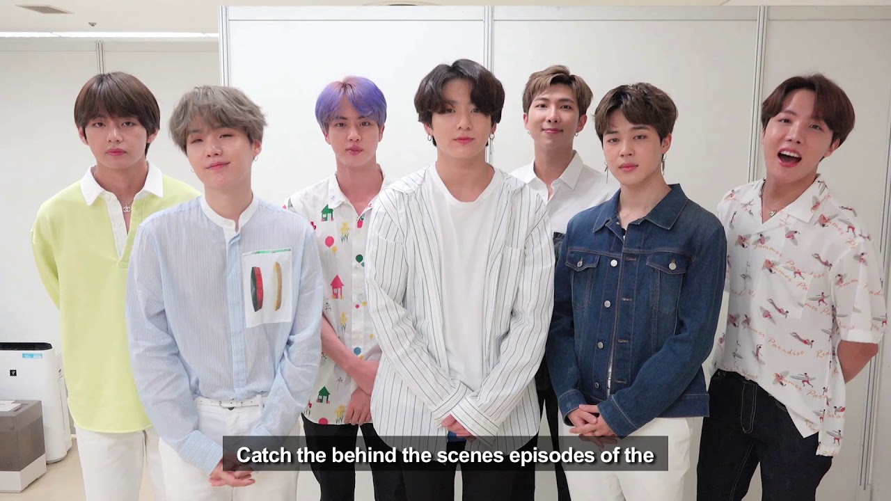 BRING THE SOUL: THE MOVIE | A Message From BTS | Limited Screenings From 7  August | English Version