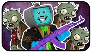 Roblox Zombie Rush - Primary Pack 1 Gameplay - Why Am I The Last Survivor