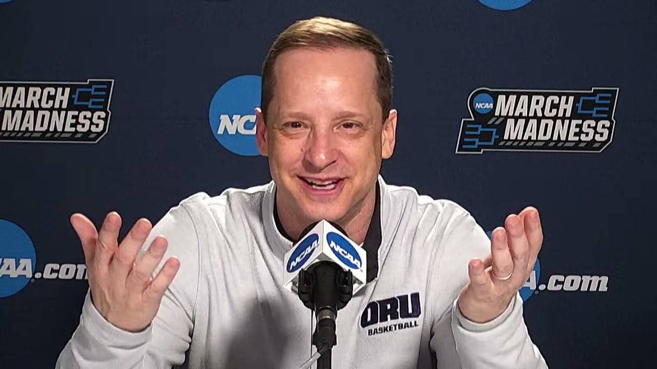 ORU Coach Paul Mills Quotes Acts 4:12 Gospel Ahead of Next NCAA Sweet 16 Game