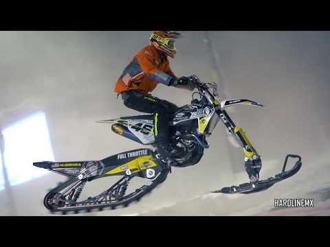 HMX REWIND : Fargo ISOC Snowbike National