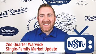 NSTV | 2nd Quarter Market Update | Warwick, Rhode Island