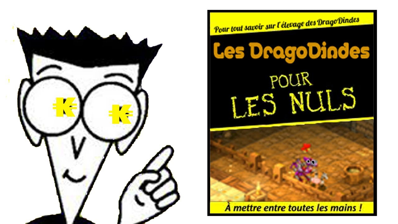 astuce dofus l 39 levage de dragodinde pour les nuls youtube. Black Bedroom Furniture Sets. Home Design Ideas