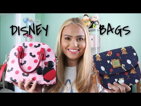 New Disney Bags!!! Haul