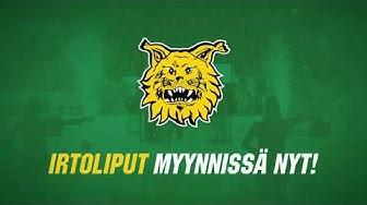 Kauden 2019-2020 kotiotteluiden liput myynnissä!