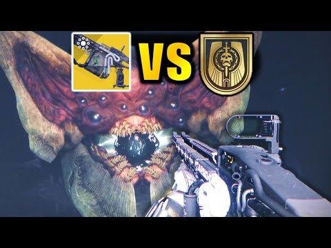 Destiny 2: ARBALEST vs Last Wish Raid!