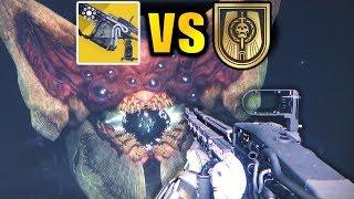 Destiny 2 ARBALEST vs Last Wish Raid