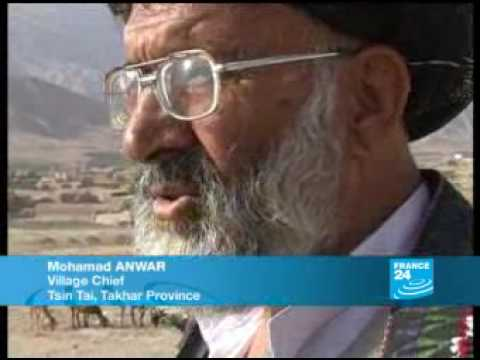 Warlords cause tension in north Afghanistan - F24 081709