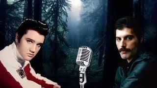 Elvis Presley and Freddie Mercury VOCAL SUPER BEST