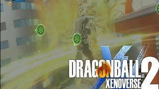 Dragon Ball Xenoverse 2 DLC Pack 5 New Majin Transfomation