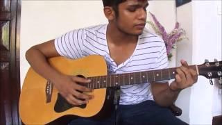 Keerthi Pasquel - kandula ithin (Acoustic Cover)