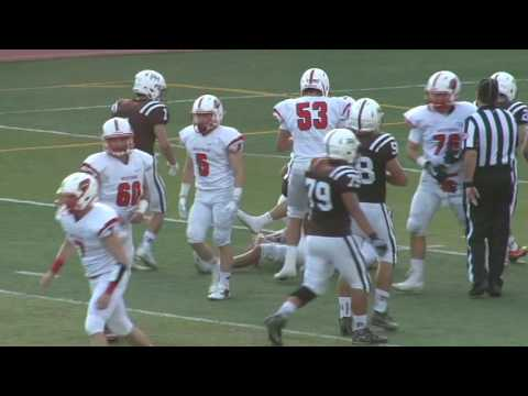 H.S. Football Westwood at Pascack Hills 9/16
