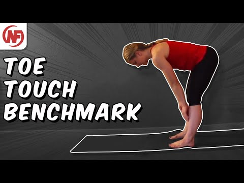 How to Touch Your Toes (Initial Flexibility Testing)