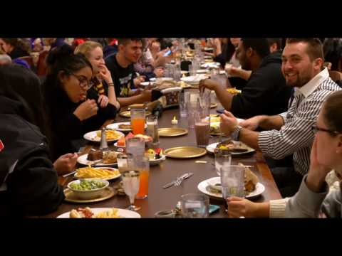 Marist College Dining Services Overview Video