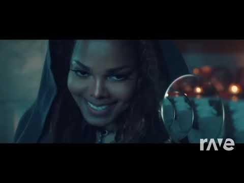 No Sleeep Over Electric Relaxation (Janet & Q-Tip Rock AGAIN Remix)