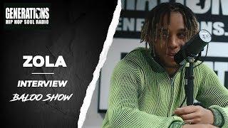 Zola - Interview BalooShow : ses chiffres de ventes, GTA, NBA YoungBoy, ses ''Cicatrices''...