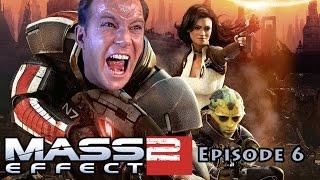 JPG Plays Mass Effect 2 - #6 - Meeting The Crew