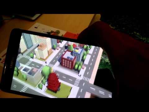 .AR 技術下的智慧城市