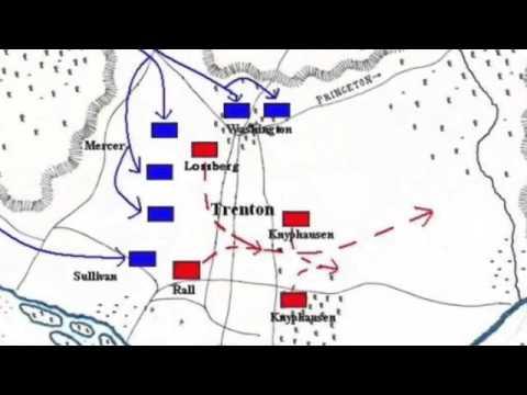Battle at Trenton by: Aleysia and jayda