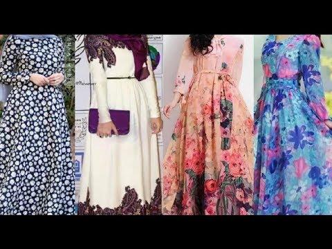 fef71463d3c8f لباس تركي روووعة جديد سنة 2018 كوني راقية - YouTube