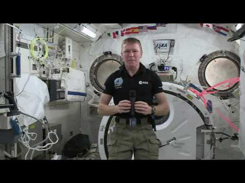 ISS Crewmember Reflects on the Science Accomplished Aboard the Station