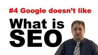 #4 SEO Tutorials for Beginners | Bad Search Engine Optimization (Black Hat SEO)