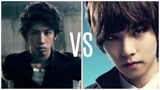 Gambar cover J-ROCK VS K-ROCK