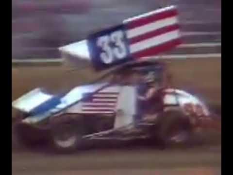 Ocean Speedway 1990 Mike Sargent Heat Race