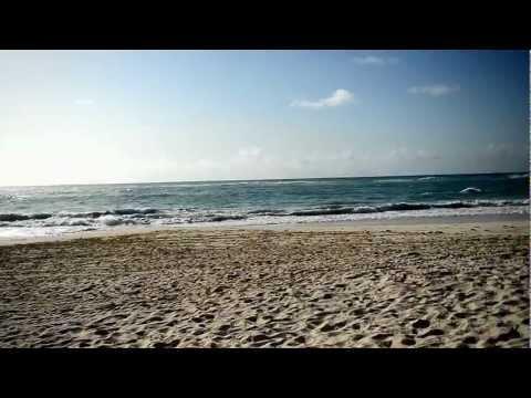 Elbow Beach Prep-Pre Hurricane Leslie