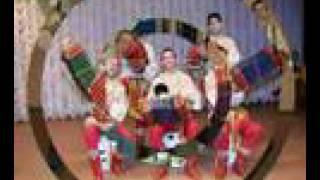 Saratov Garmonika Slide Show / Саратовская гармоника(Slide Show of Folk Group