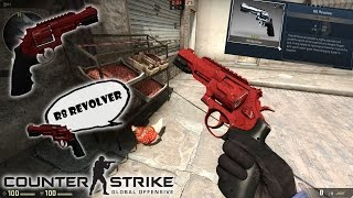 [CS:GO] R8 Revolver - 카스 글옵 R8 리볼버 (Counter-Strike : Global Offensive)
