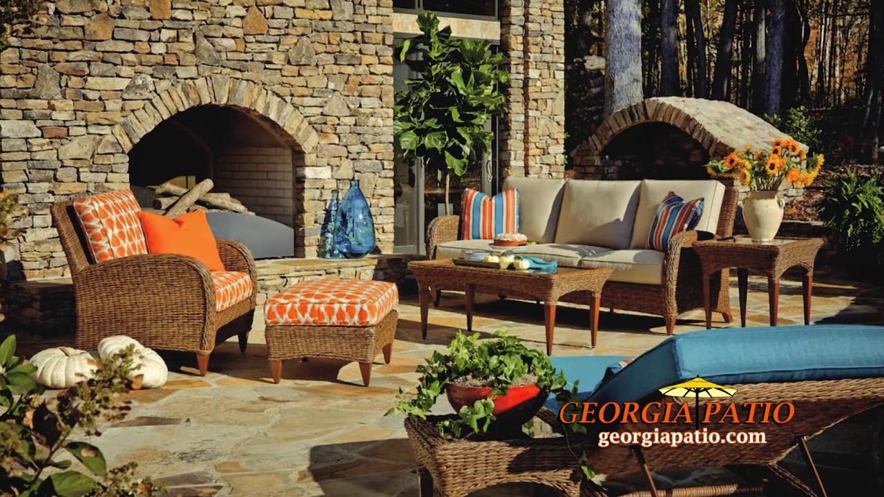Georgia Patio Backyard Oasis YouTube - Georgia patio