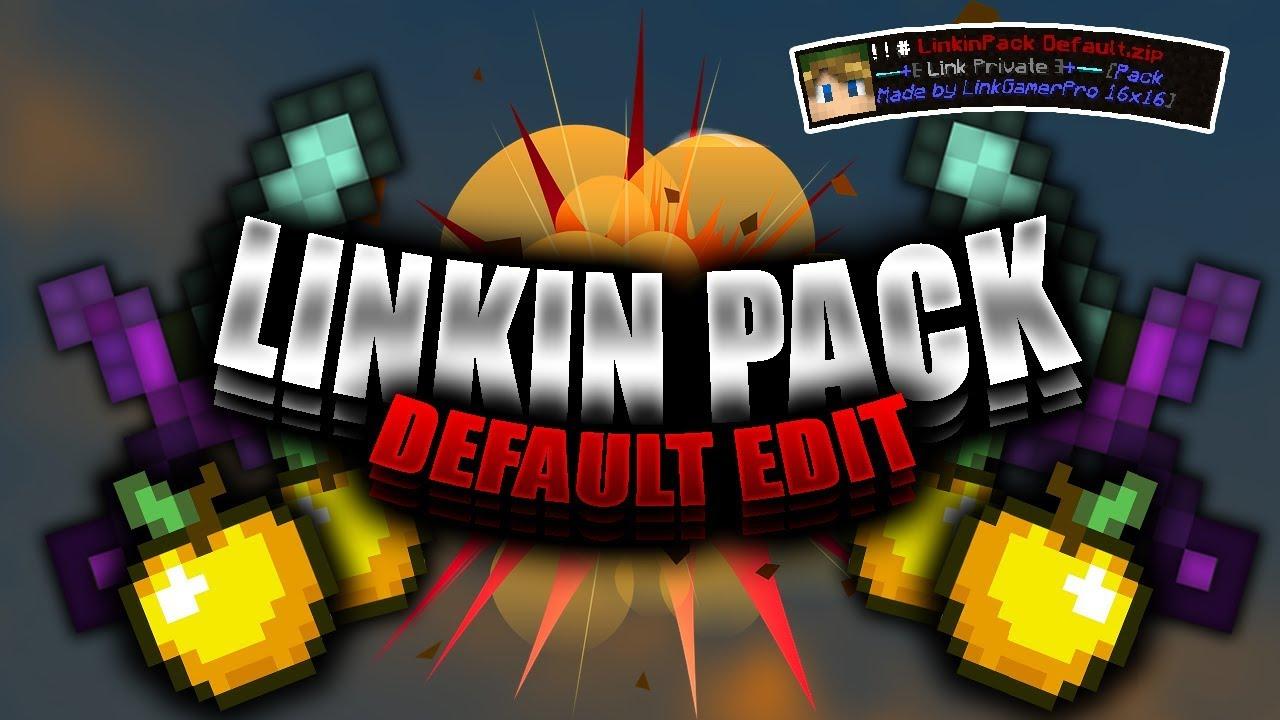 EL MEJOR TEXTURE PACK DE MINECRAFT   PVP UHC   1.7/1.8/1.12   LINKINPACK DEDAULT - YouTube