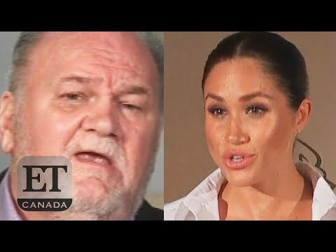 Meghan Markle Asks Dad To Stop Mp3