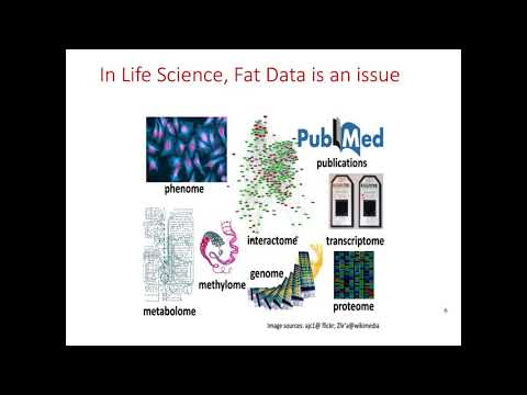 Introduction to Machine Learning for Biological Data