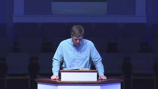"May 24, 2020 11:00 Worship Philippians 3:1-16 ""Press On"" Dr. Michael Hull"
