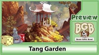 PREVIEW: Tang Garden