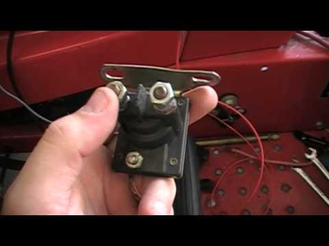 hqdefault?sqp= oaymwEWCKgBEF5IWvKriqkDCQgBFQAAiEIYAQ==&rs=AOn4CLBWG0fUuu0HkLBZj_unEgjtPSxp g how to replace lawn mower solenoids, with wiring diagram youtube Wire Harness Assembly at bakdesigns.co