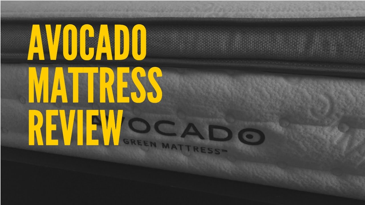 avocado mattress review a good natural mattress