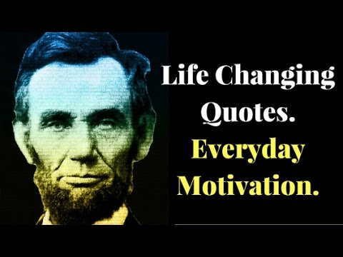 Motivational life quotes by great thinkers.