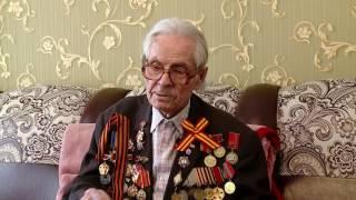 Посвящается ветеранам Великой Отечественной войны (видео)
