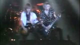 Def Leppard - Switch 625 Live Melun France 1983 Pyromania Tour