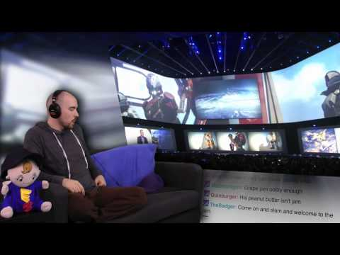 Sony E3 2014 Press Conference LONESOME Commentary!