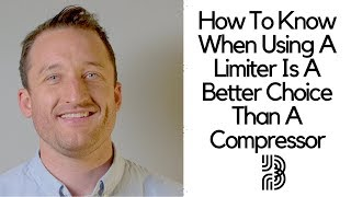 Mix Tip | Compressor Vs Limiter | When To Use A Limiter In Your Mix