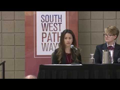 Student Voices Panel - Southwest Pathways Conference 2016