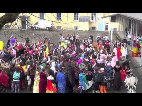 """Harlem Shake - Carnaval de """"Théo"""" 2013"""