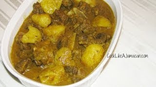 Jamaican Curry Goat Recipe Video