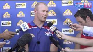 Barry Hall Returns to the Kennel