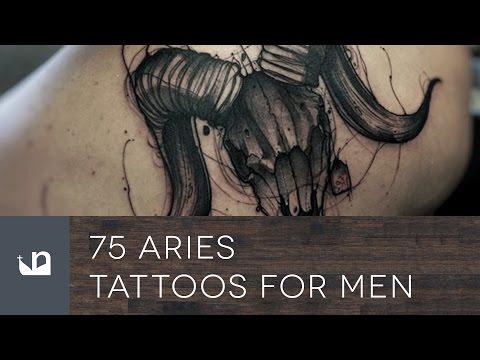 75 Aries Tattoos For Men