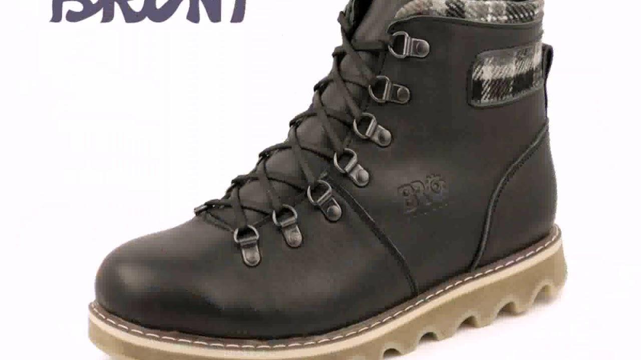 d09b78bb Модные Молодежные Зимние Ботинки Мужские - YouTube