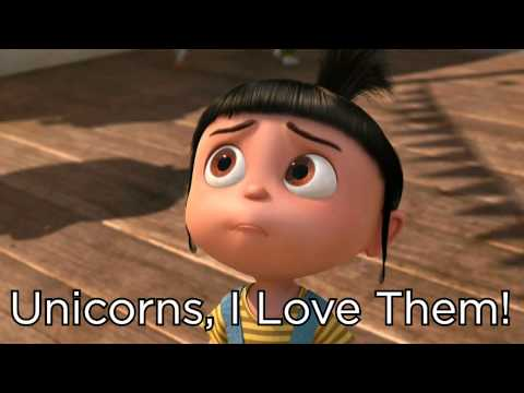 "3 Minutes Of Agnes' ""Unicorns, I Love Them!"""